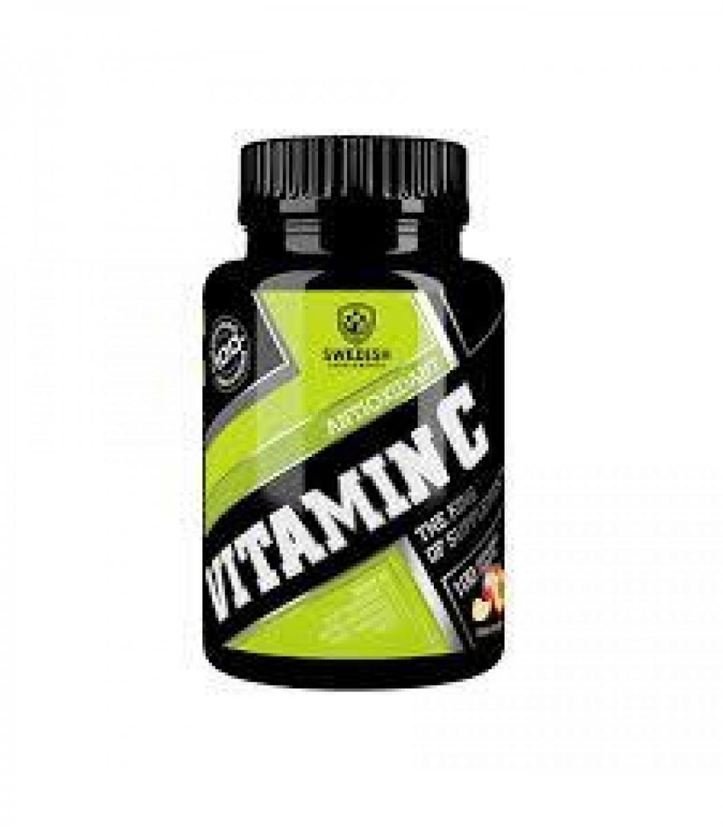 SWEDISH Supplements Vitamin C 500mg 100tabs