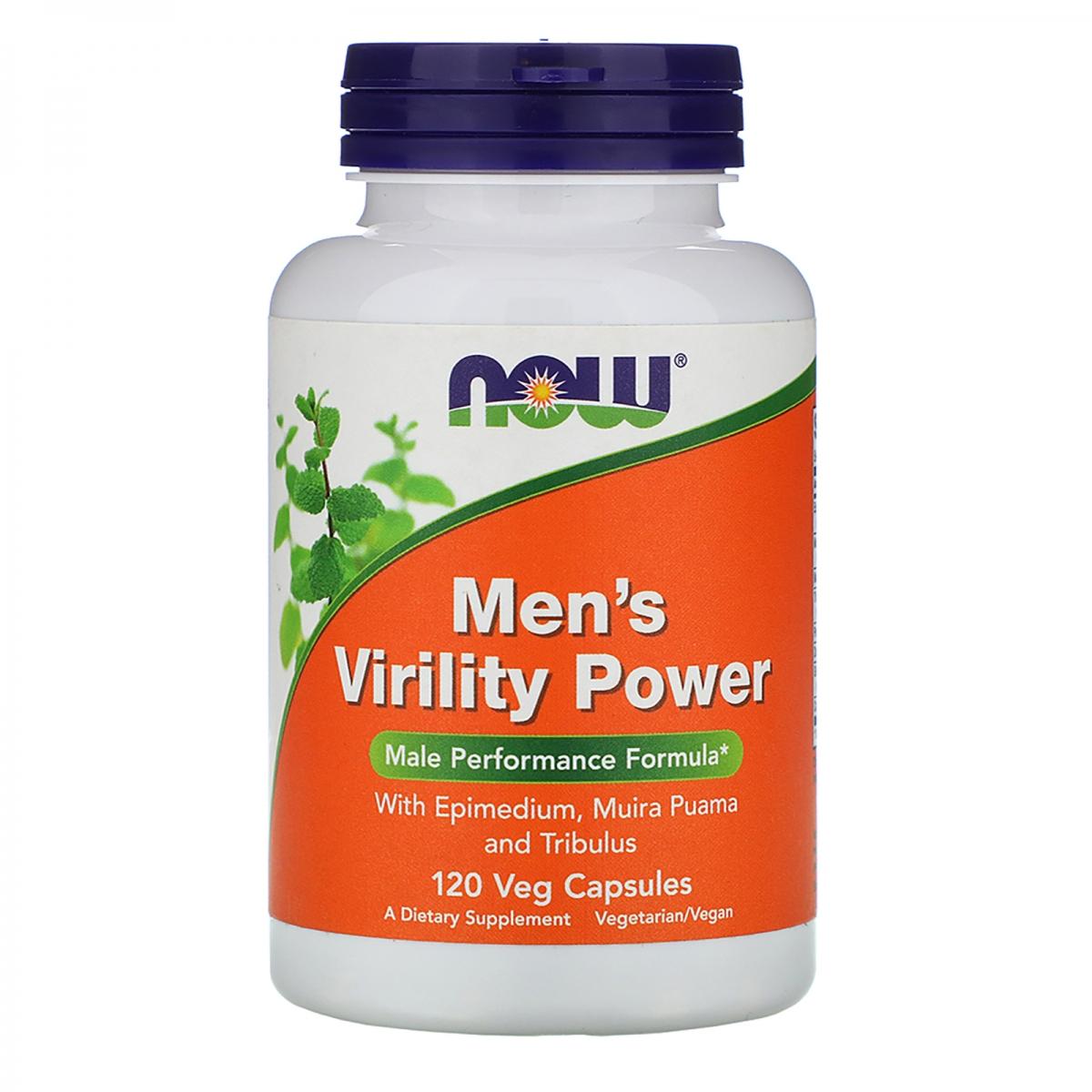 NOW Mens Virility Power