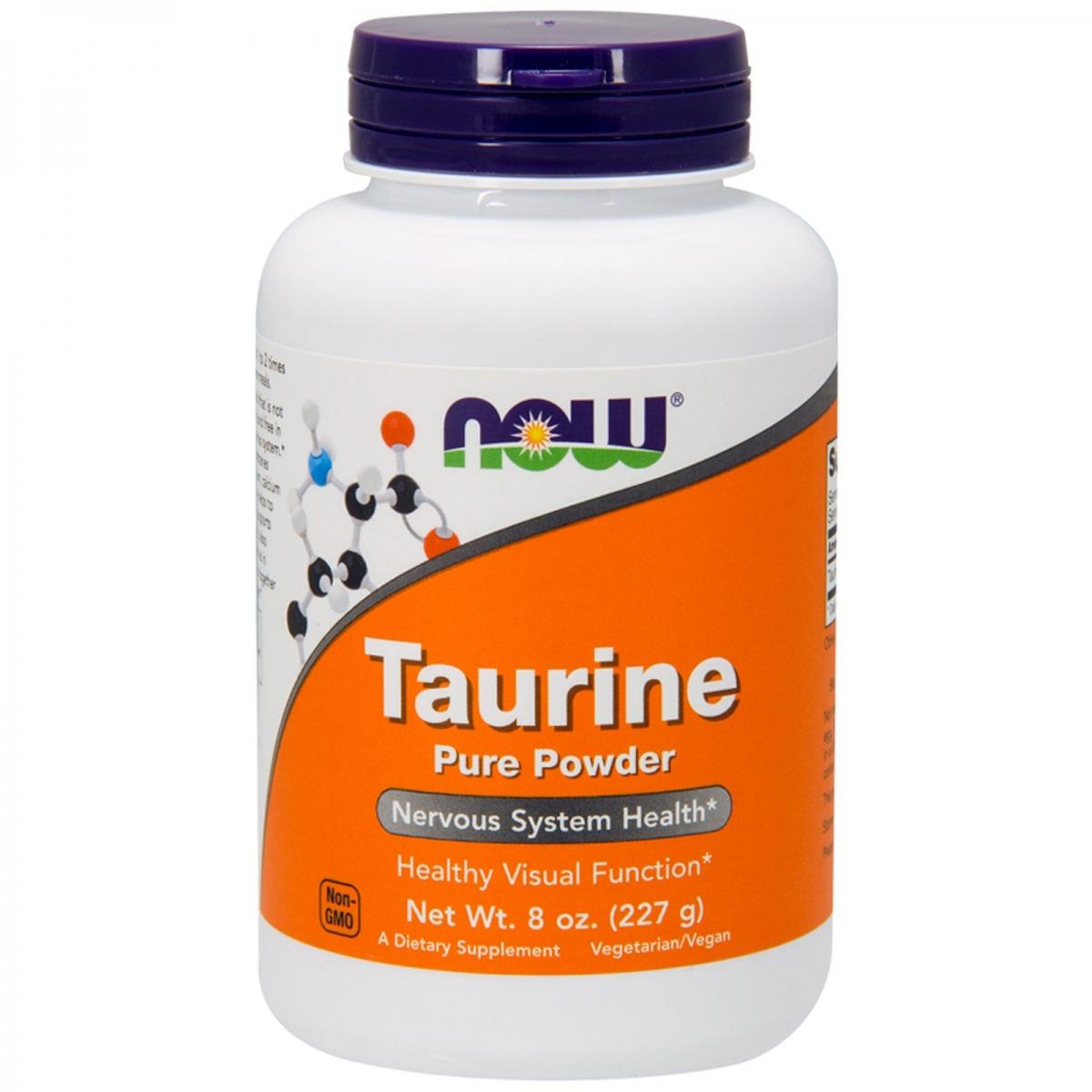 NOW Taurine Powder 227g
