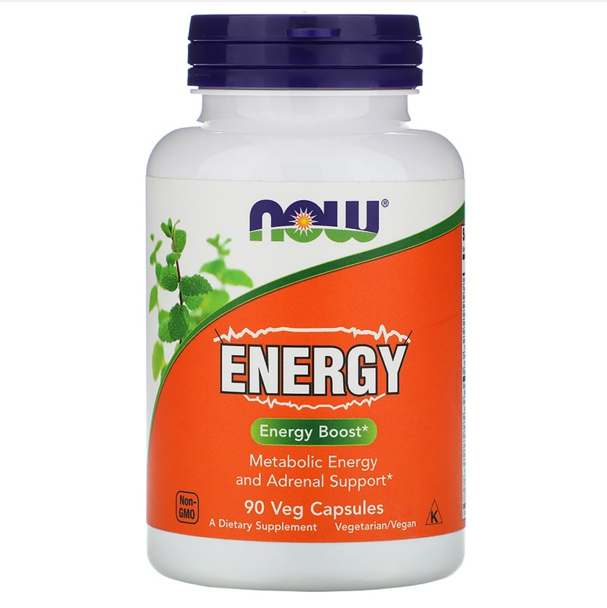 NOW Energy 90caps