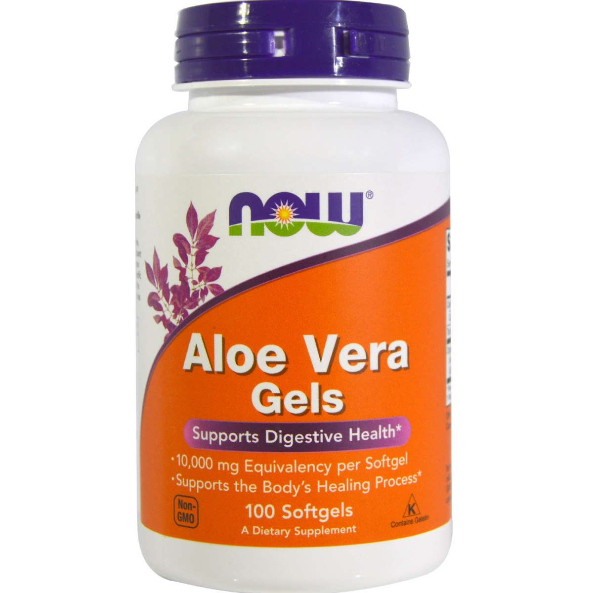 NOW Aloe Vera 5000mg 100drops