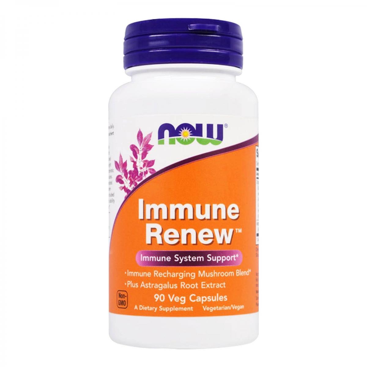 NOW Immune Renew 90caps