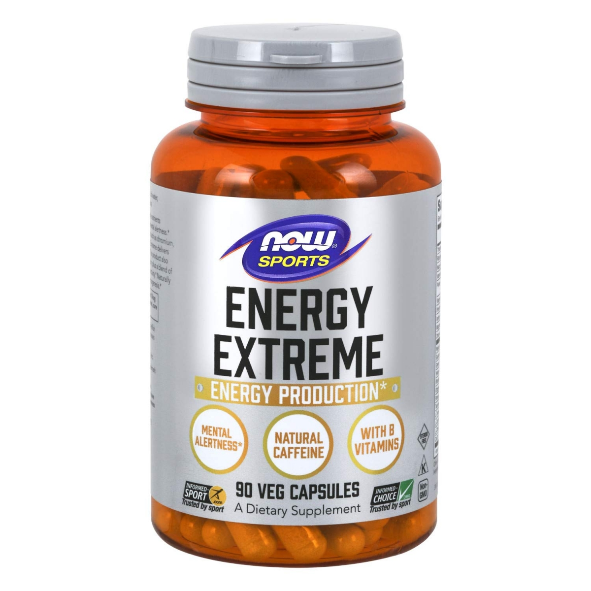 NOW Energy Extreme 90caps