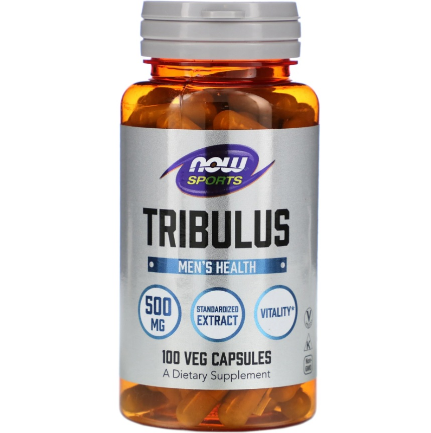 NOW Tribulus 500mg 100caps