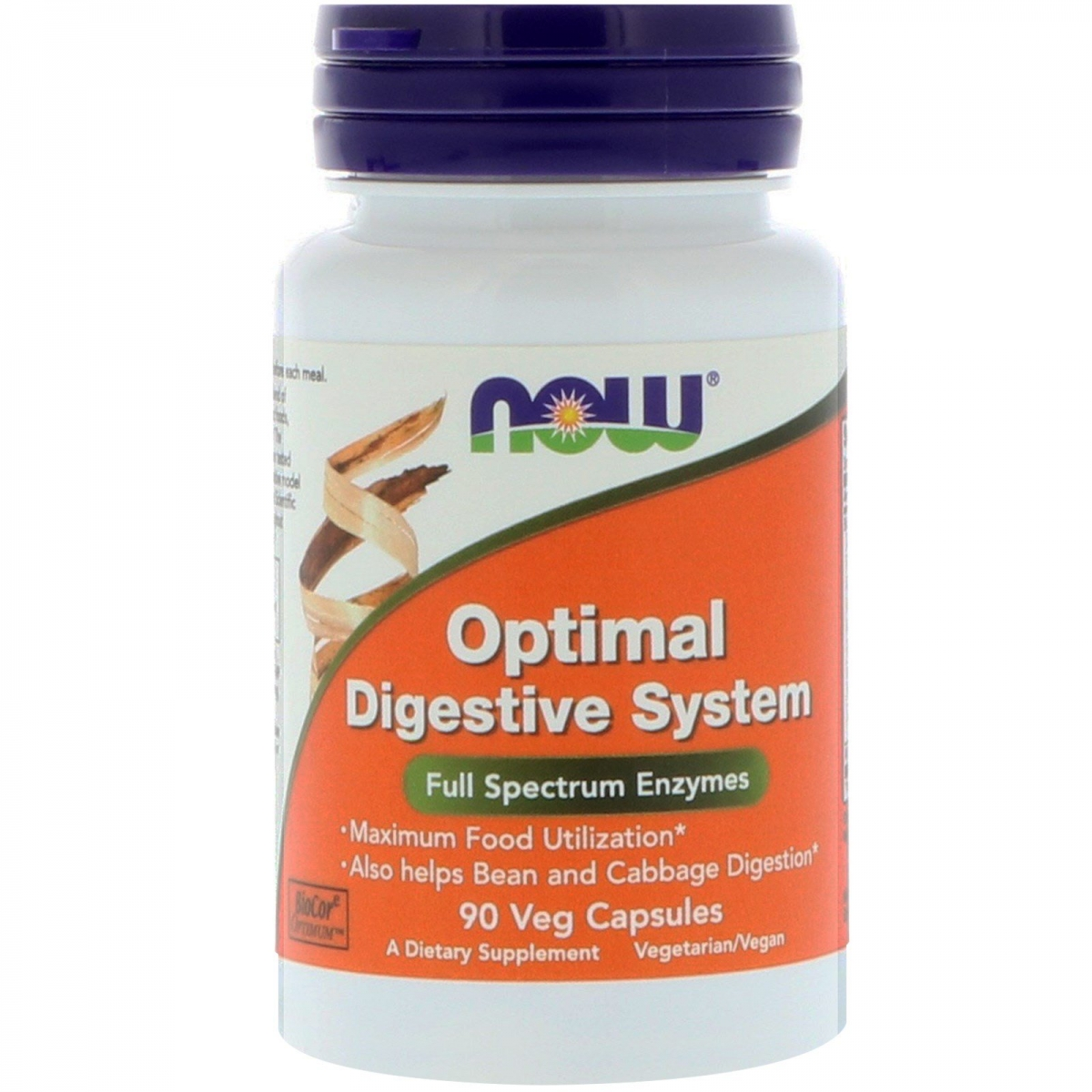 NOW Optimal Digestive System 90caps
