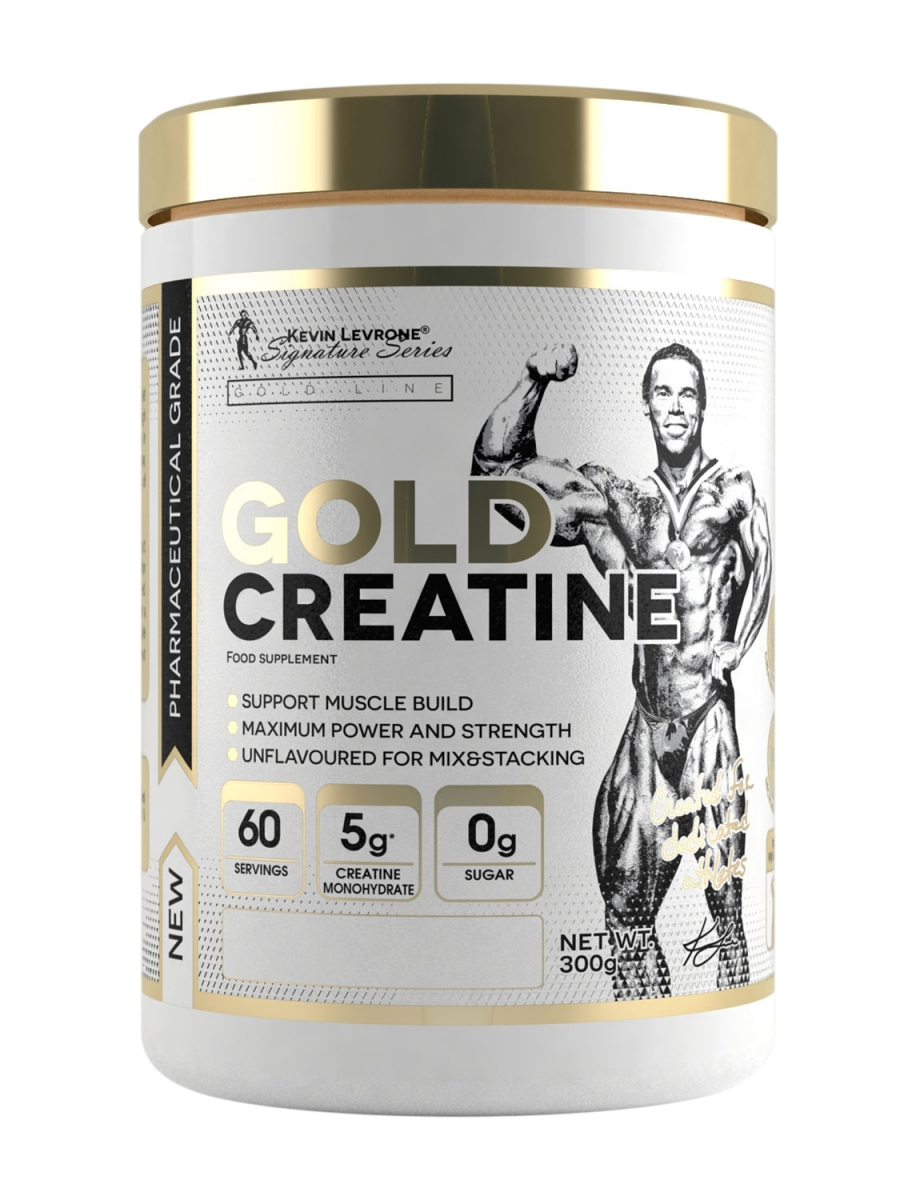 KEVIN LEVRONE Gold Line Gold Creatine Monohydrate 300g