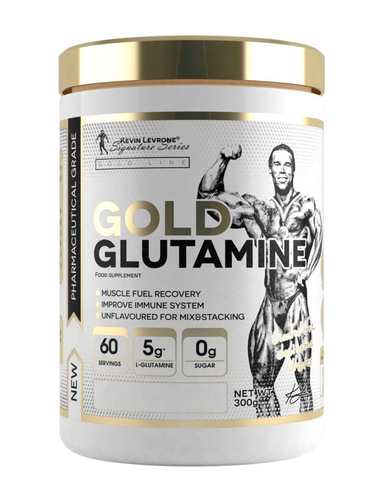 KEVIN LEVRONE Gold Line Gold Glutamine 300g