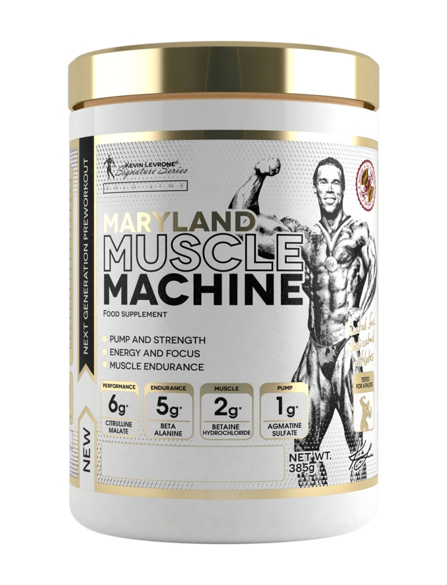 KEVIN LEVRONE Gold Line Maryland Muscle Machine 385g