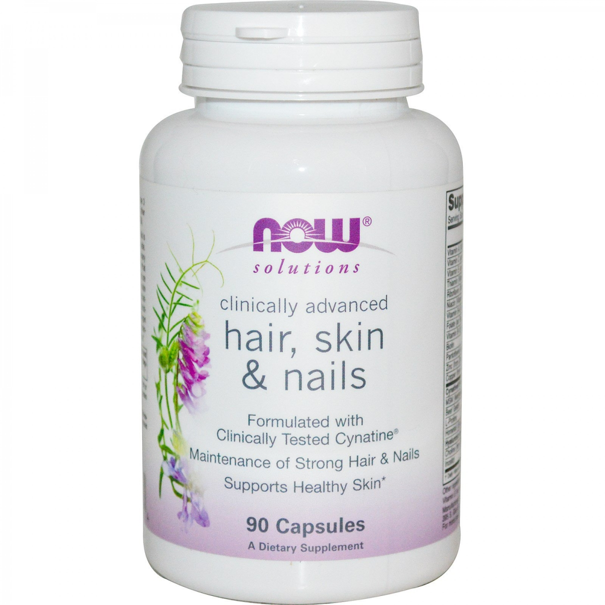 NOW Hair, Skin & Nails 90caps