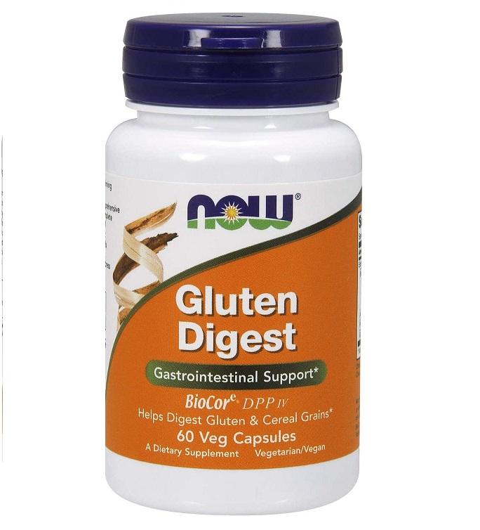 NOW Gluten Digest 60caps