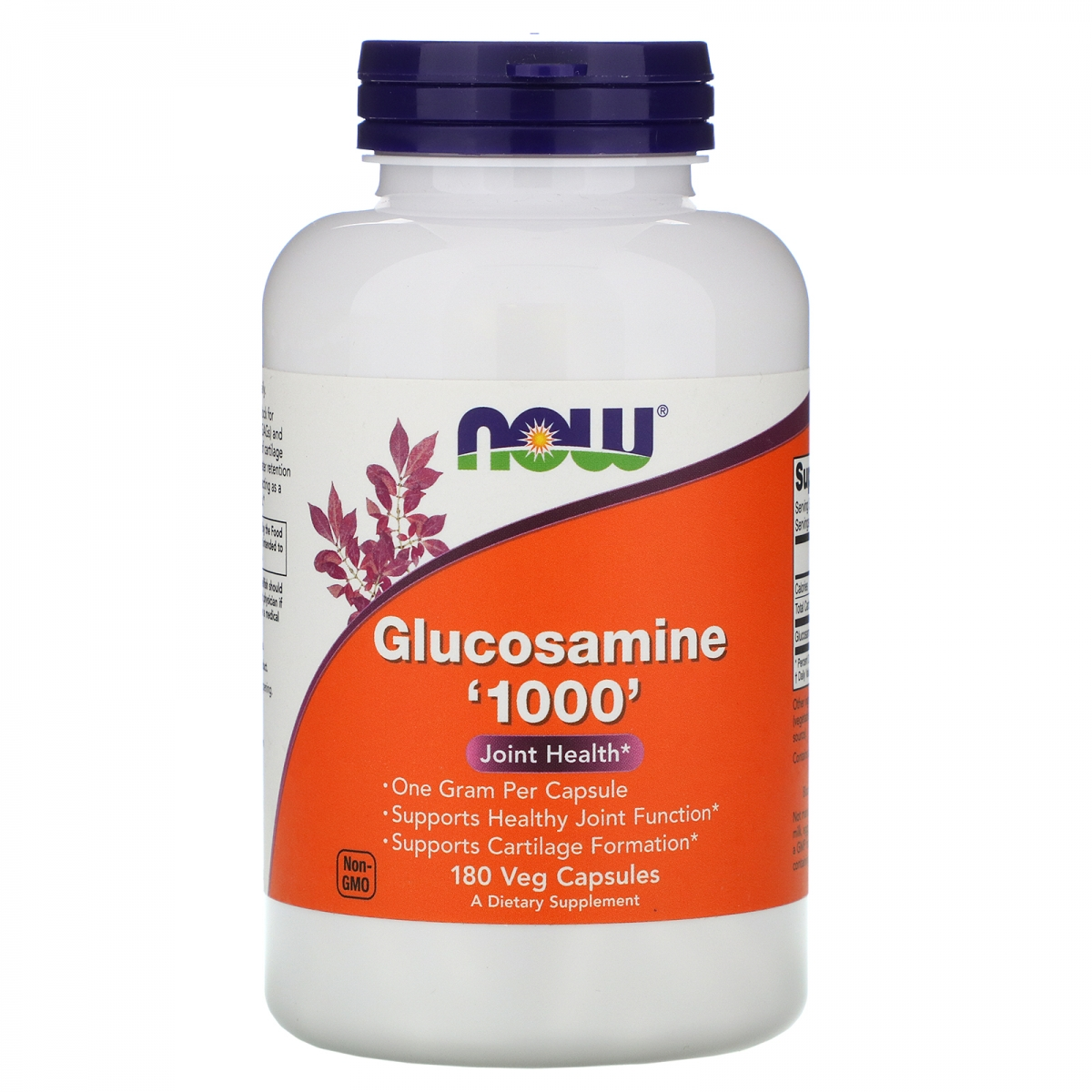NOW Glucosamine 1000 180caps