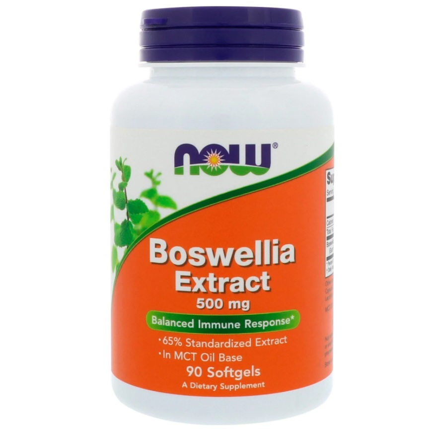 NOW Boswellia Extract 90caps