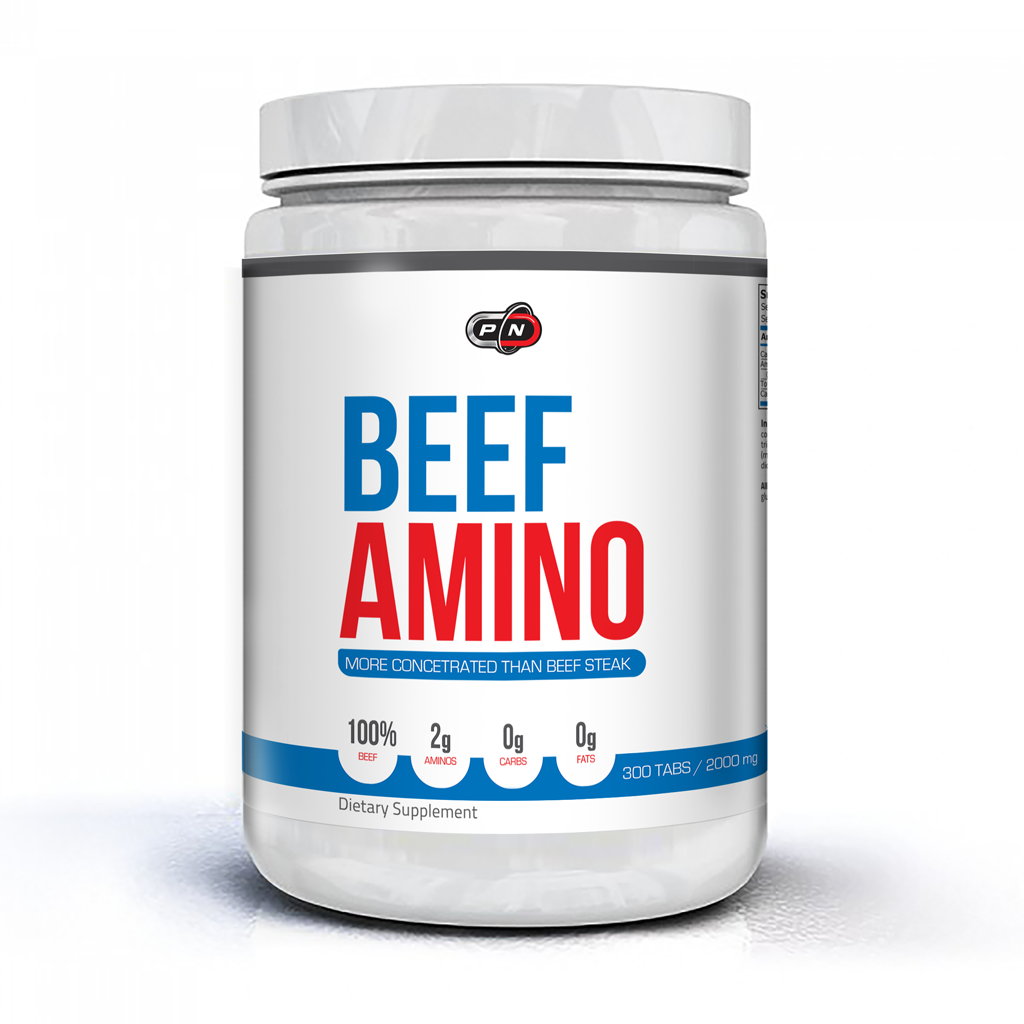 Pure Nutrition Beef Amino 2000mg