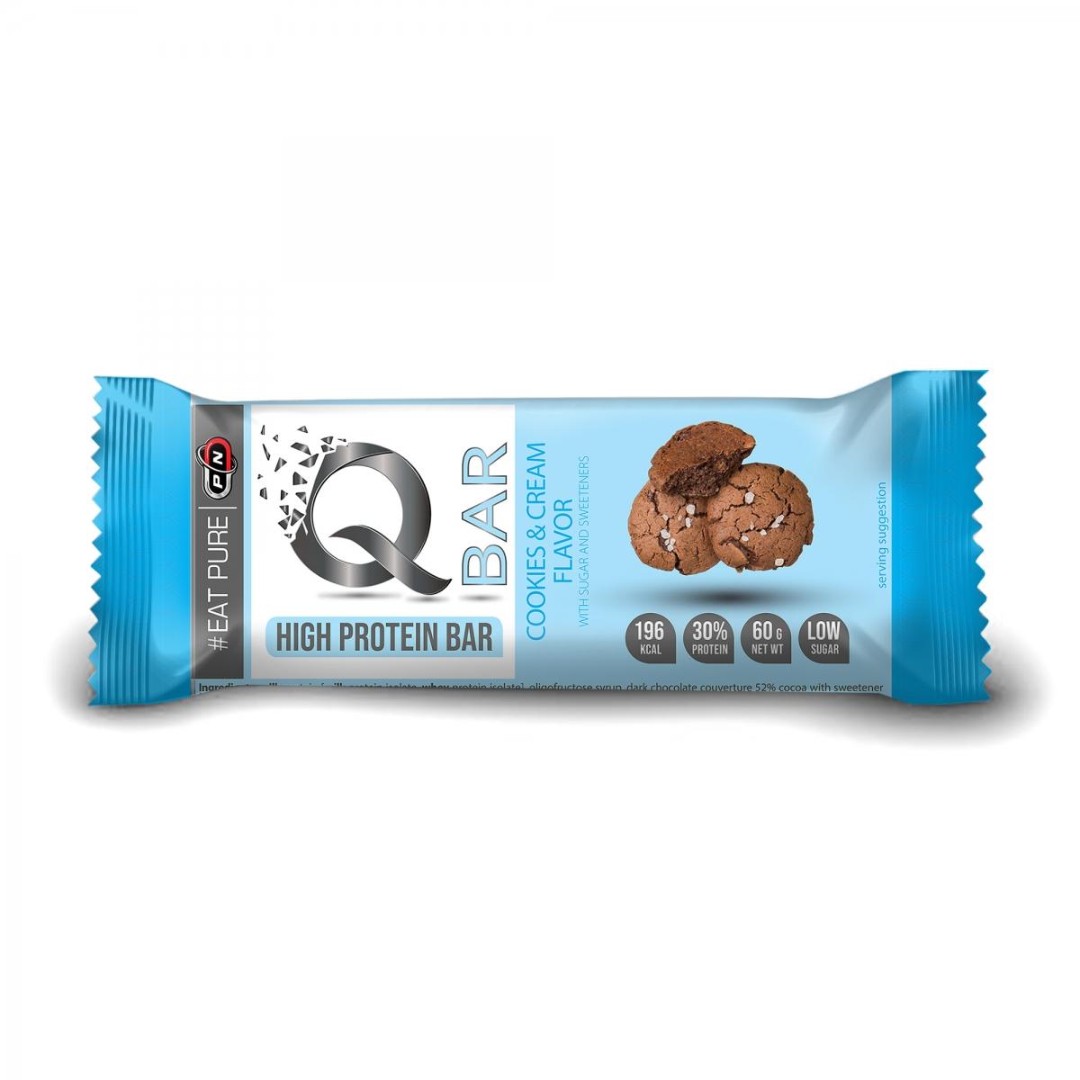 Pure Nutrition Q-bar 12x60g