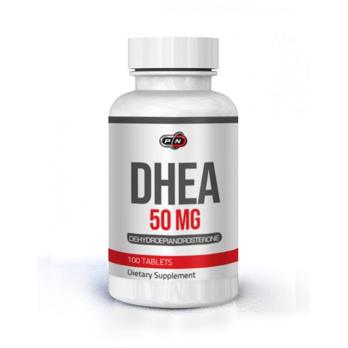 Pure Nutrition Dhea 50mg 100tabs
