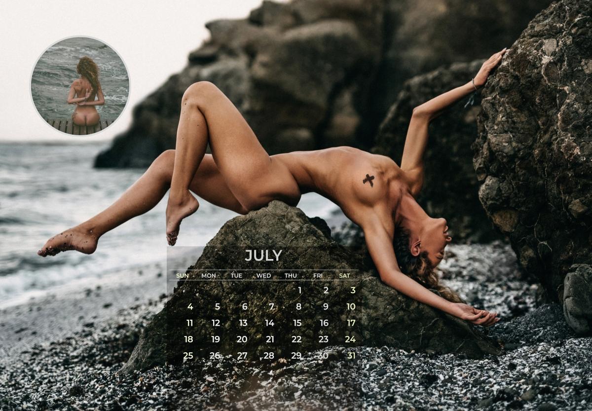 BODYCONSTRUCTOR Passion Calendar 2021 By Aj Petkov