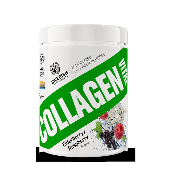 SWEDISH Supplements Collagen Vital / Hydrolyzed Peptides 400g
