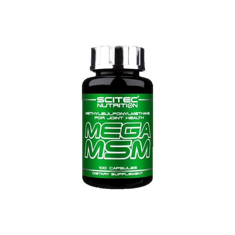 Scitec Nutrition  Mega MSM