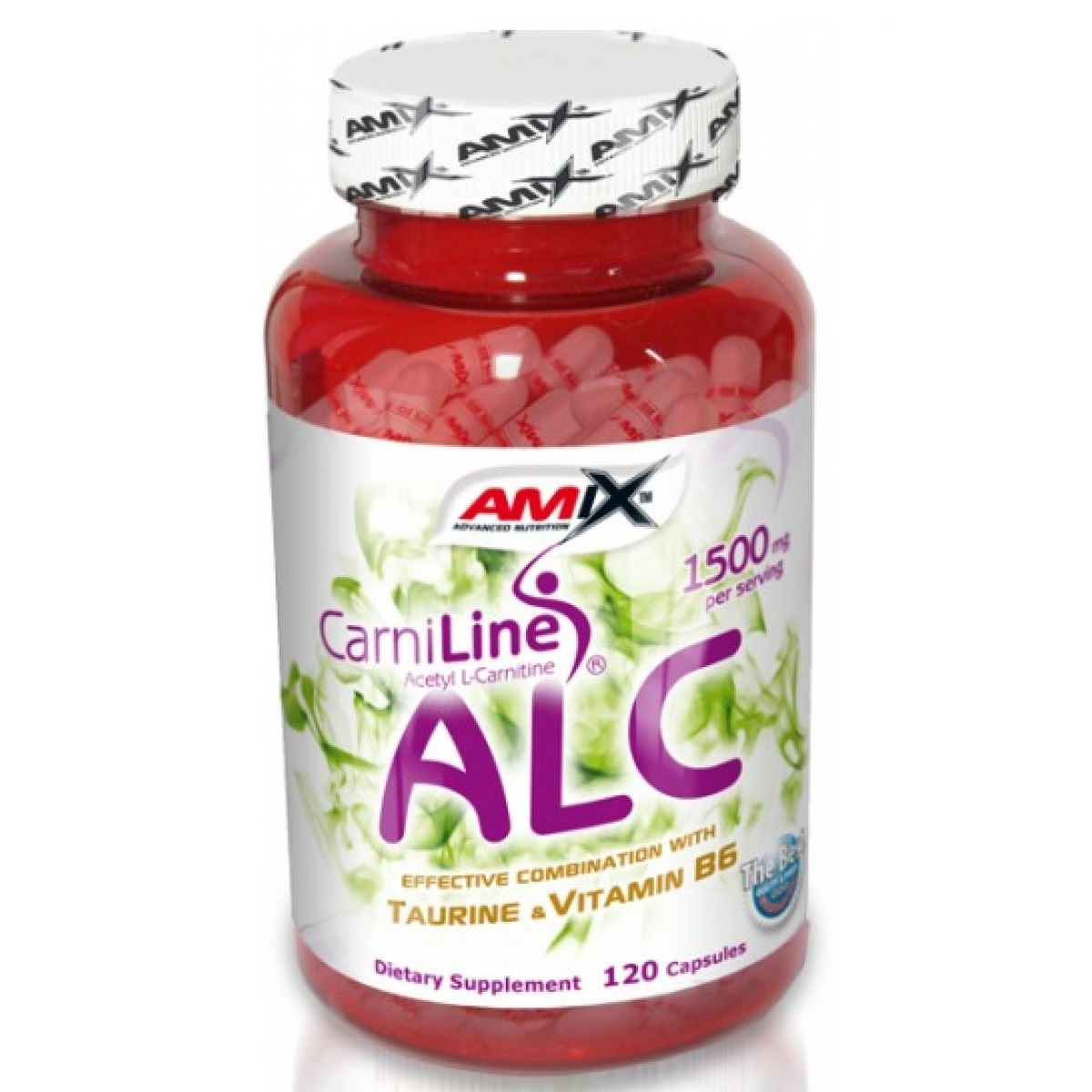 AMIX Alc (with Taurin & Vitamine B6)