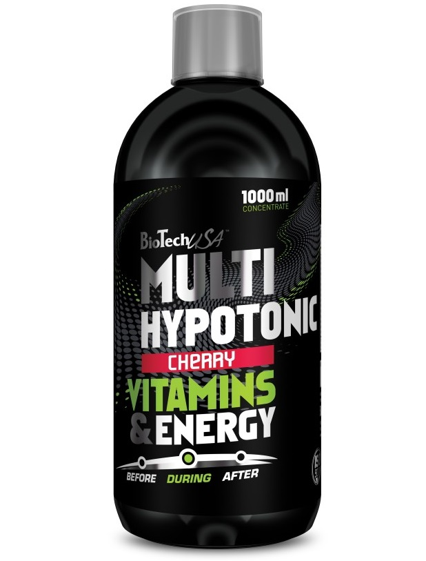 BioTech USA Multi Hypotonic Drink Concentrate