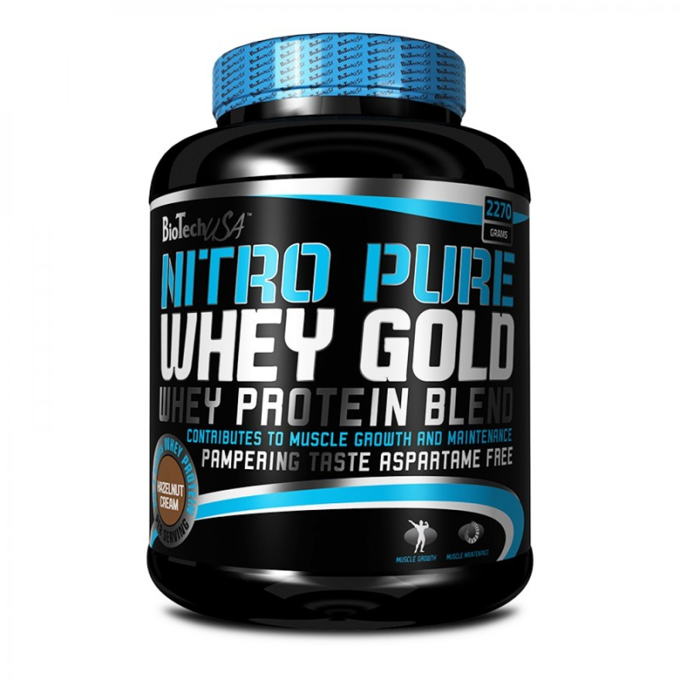 BioTech USA Nitro Pure Whey Gold