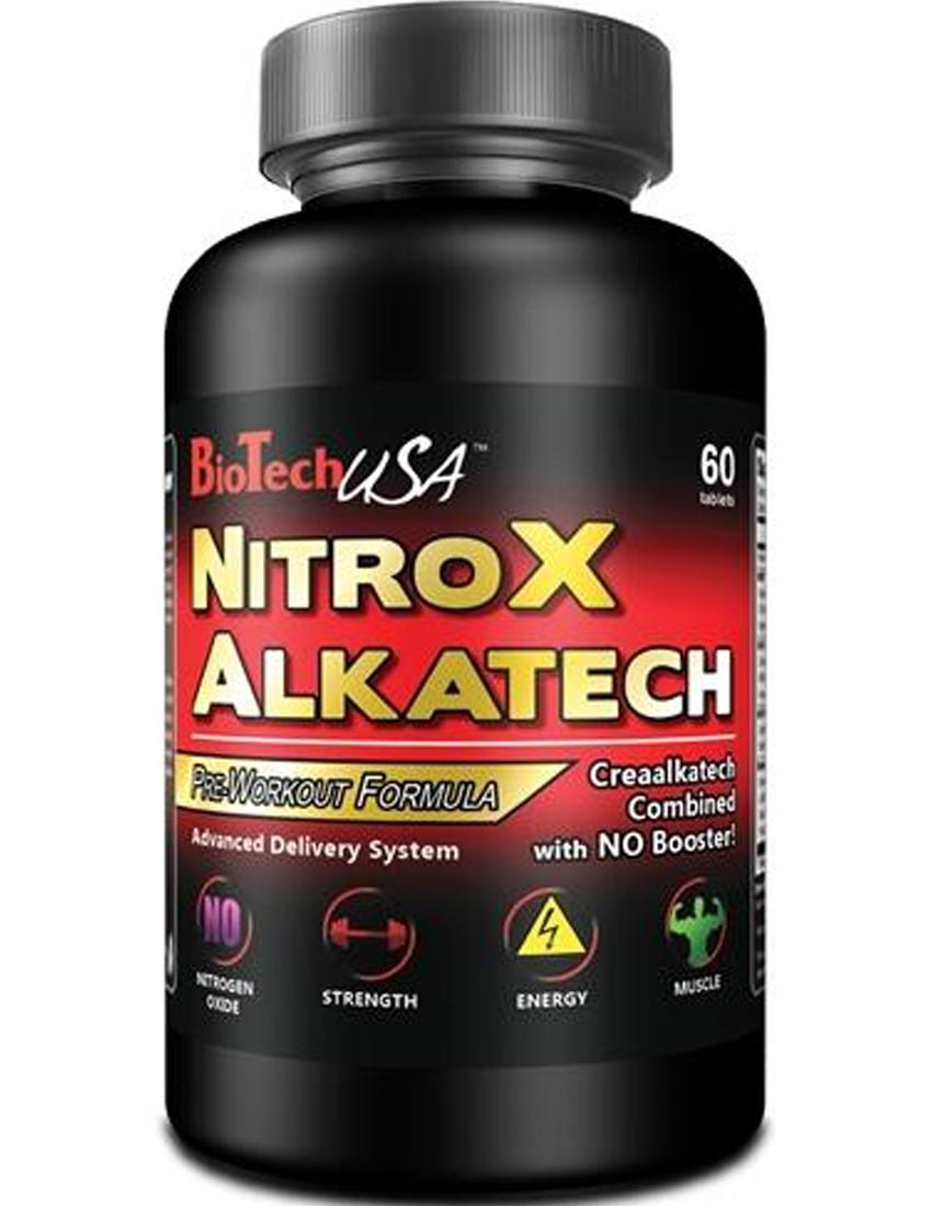 BioTech USA Nitrox Alkatech