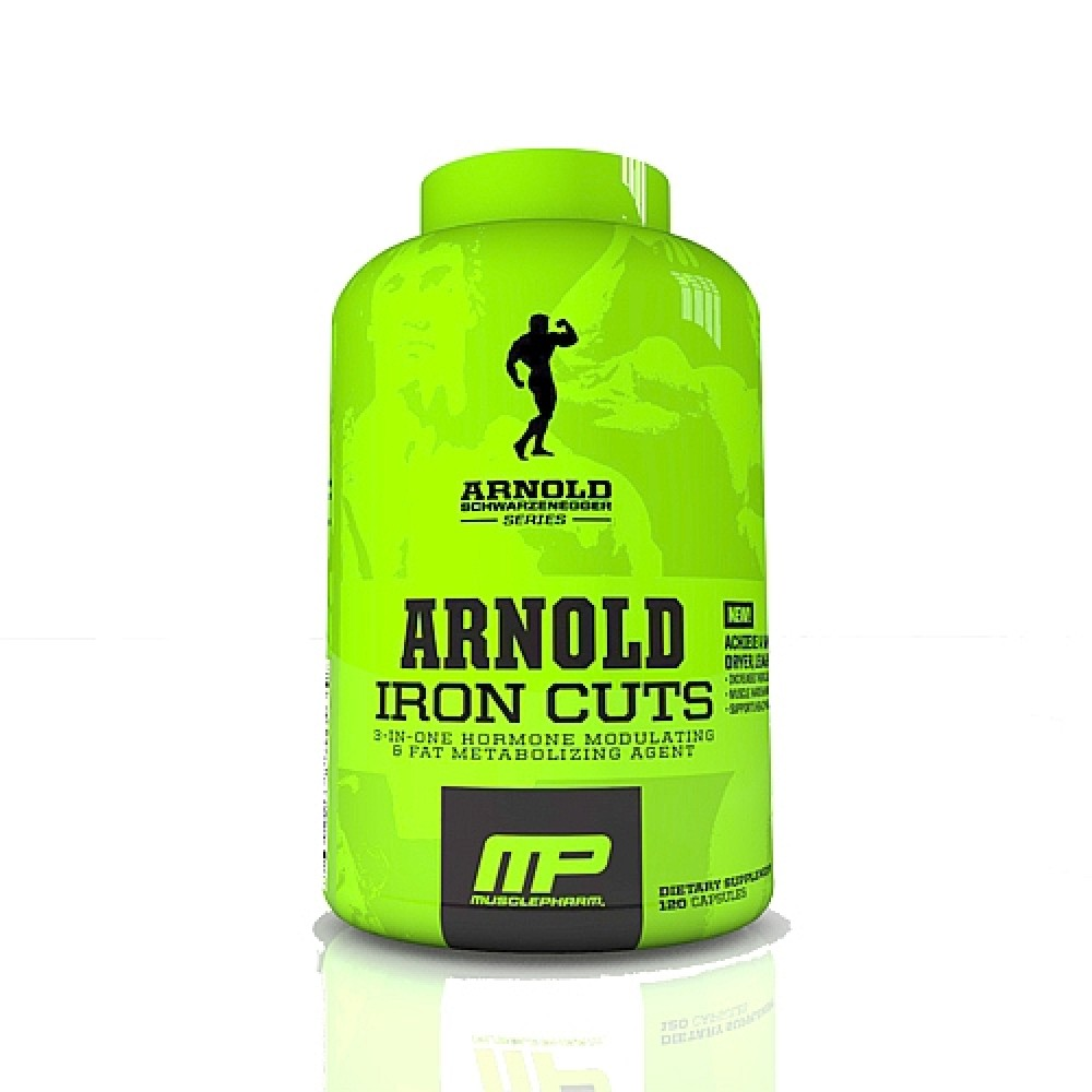 ARNOLD SERIES Iron Cuts
