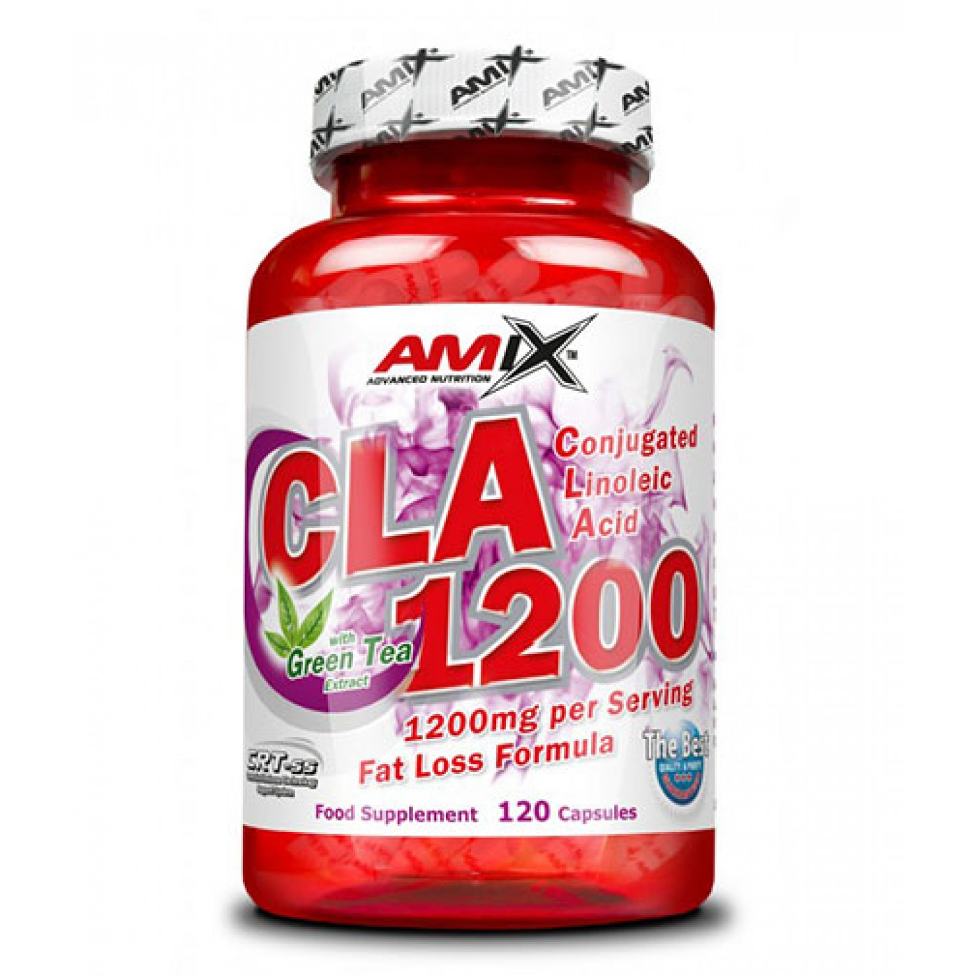 AMIX Cla 1200 + Green Tea
