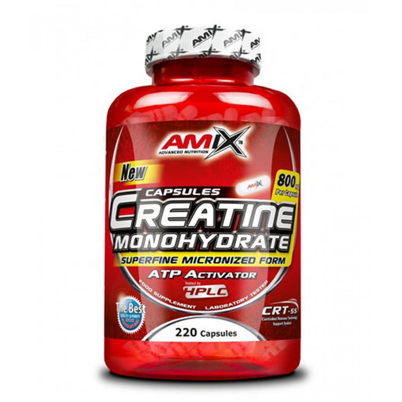 AMIX Creatine Monohydrate 800 Mg