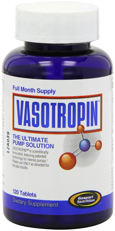 Gaspari Nutrition Vasotropin