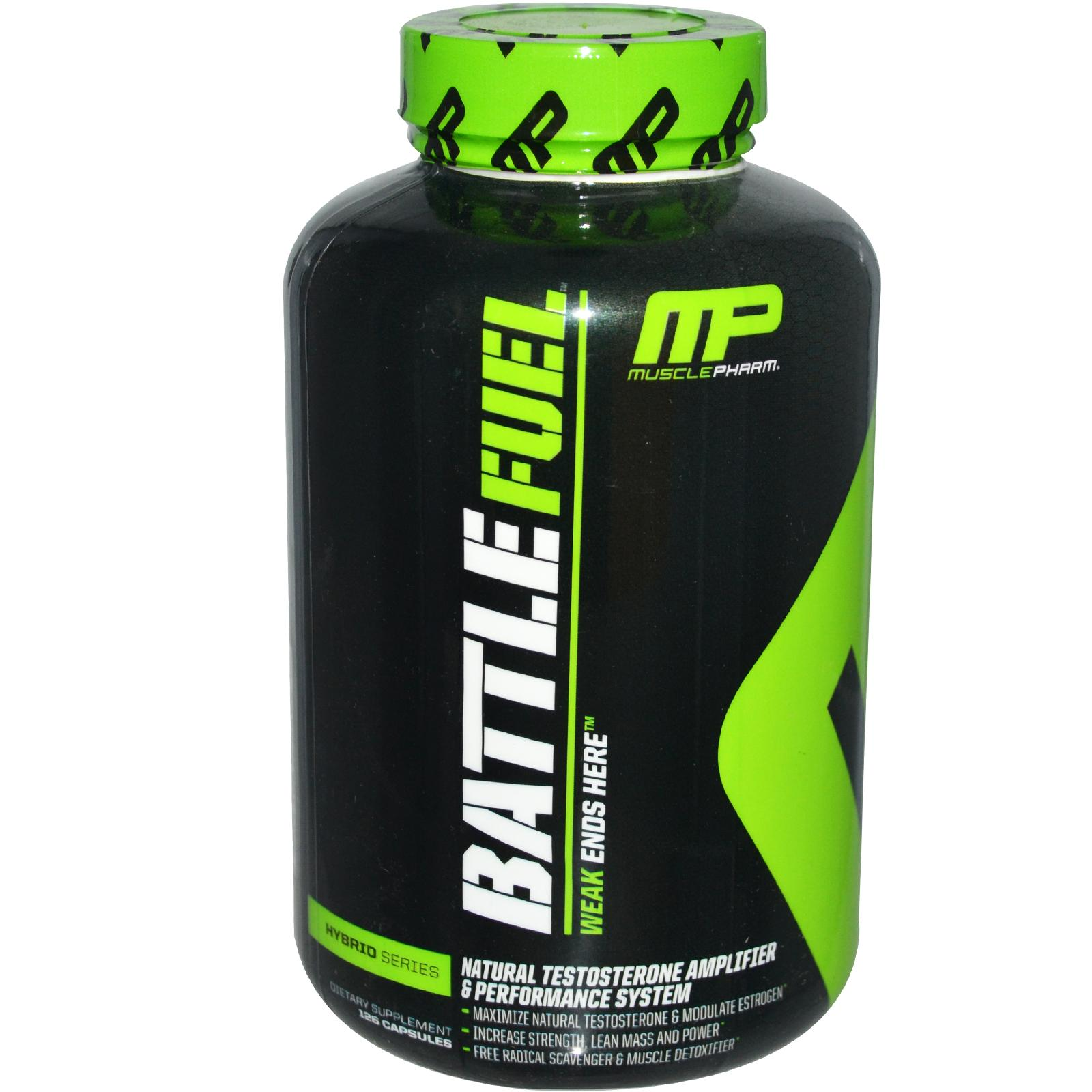 Muscle Pharm BATTLE FUEL