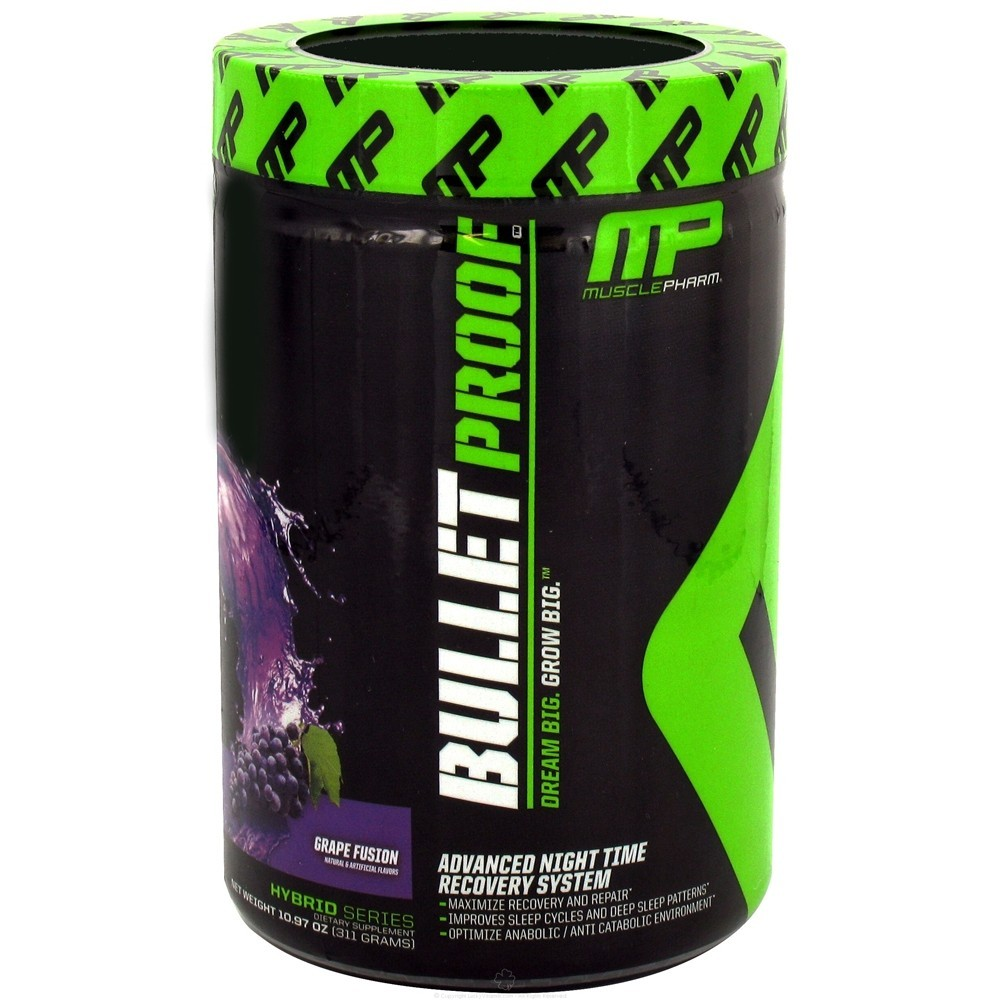 Muscle Pharm Bullet Proof