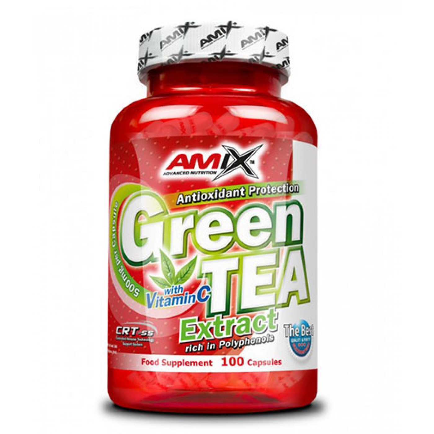 AMIX Green Tea Extract (with Vitamin C)