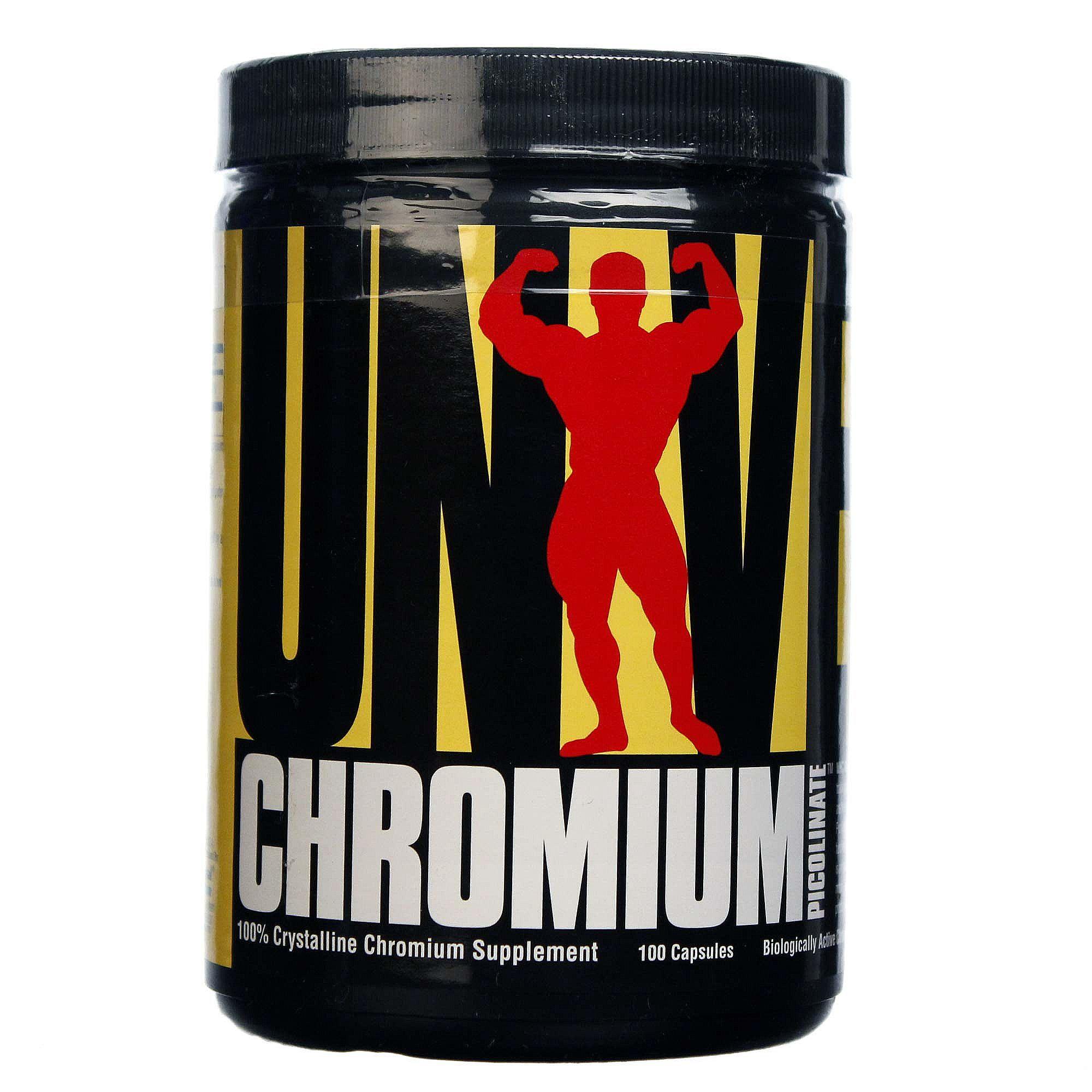 Universal Chromium Picolinate 200 mcg