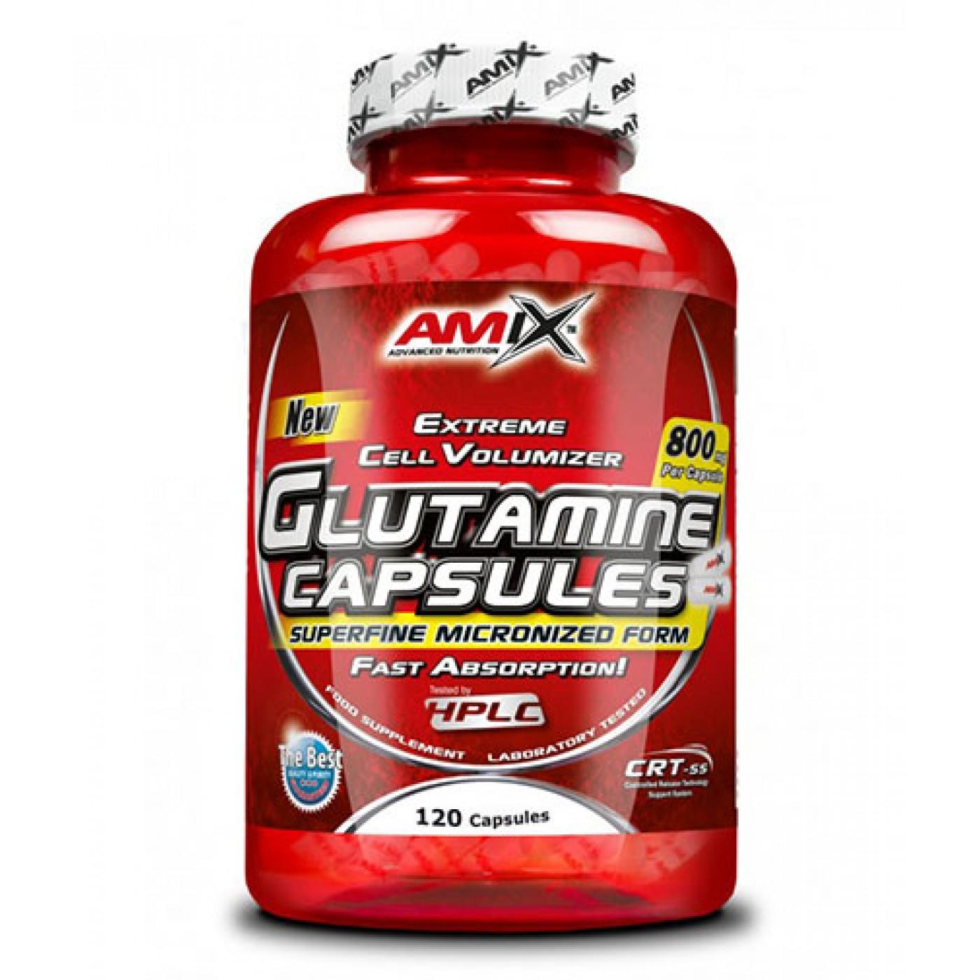 AMIX L-glutamine 800mg