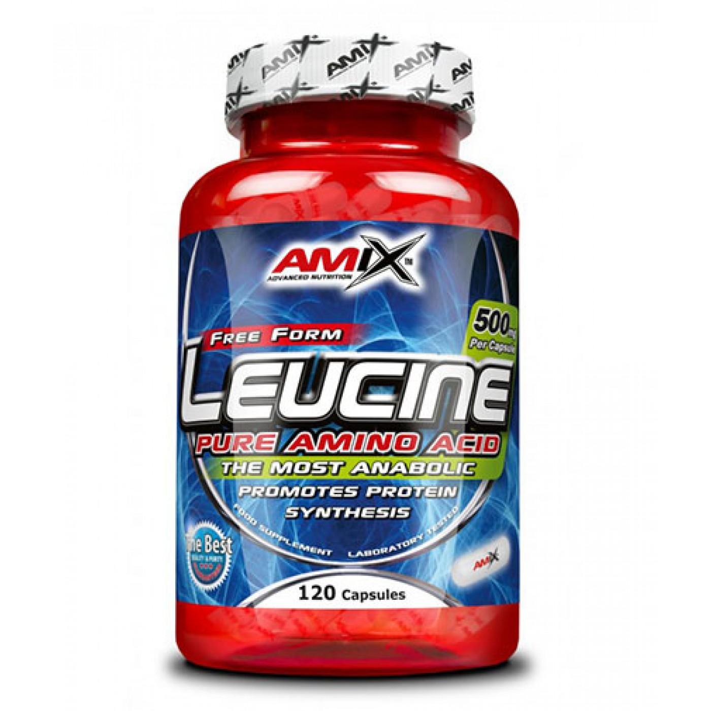 AMIX L-leucine Pure 1000 Mg