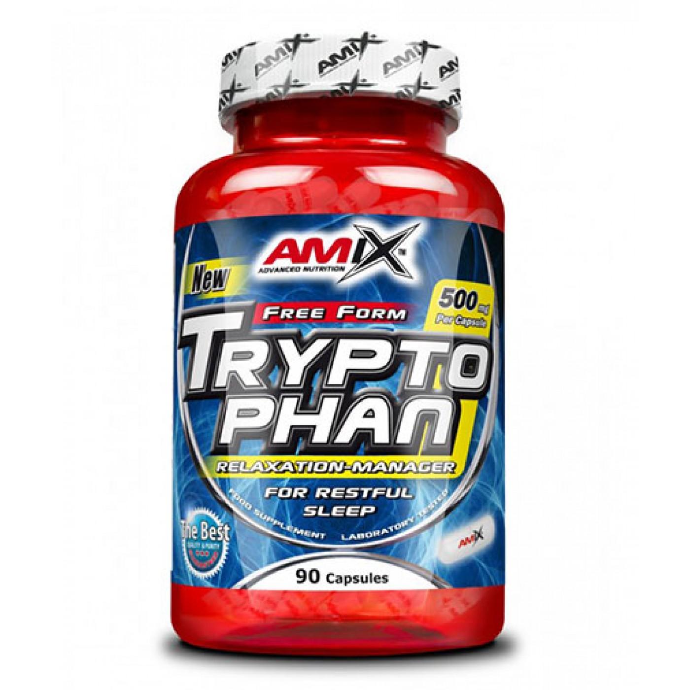 AMIX L-tryptophan 1000 Mg