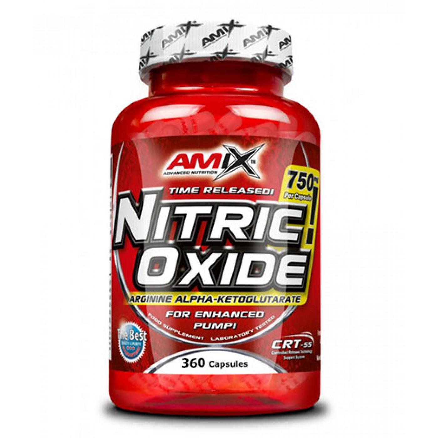 AMIX Nitric Oxide 750 Mg