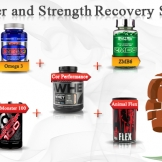 Power and Strength Recovery Stack